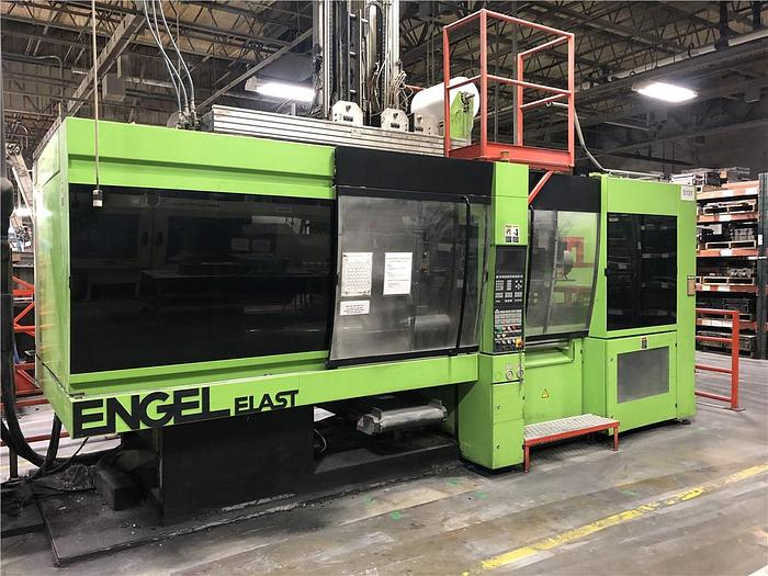 2006 440 ton Engel Rubber Injection Molding Machine, Elast 1500/400H