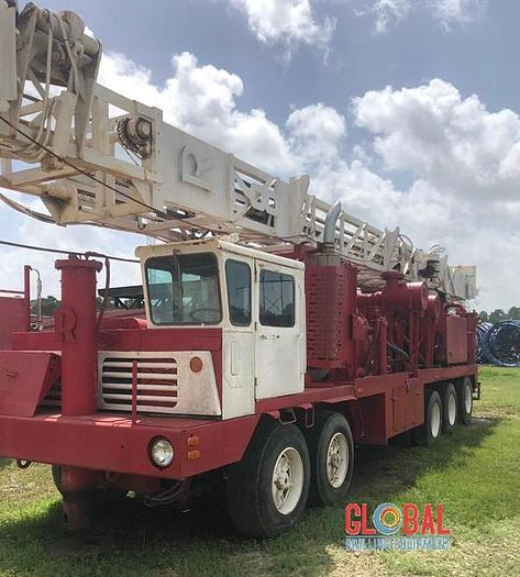 Used Item 0926 : 1984 Reich Drill Rig