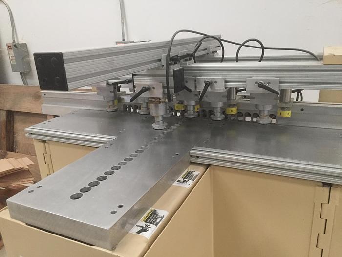 Ritter R46VH Boring Machine