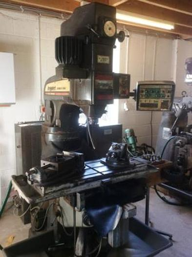 Used Used Bridgeport Series 1 CNC Milling Machine
