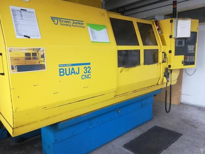 Brugt BRUGT CNC RUNDSLIBER & INDVENDIG SLIBER, JUNKER, MODEL BUAJ 32 CNC
