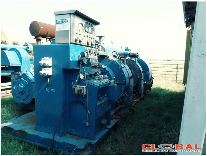 Used Item 0719 : Gardner Denver 800-E; 1000HP Drawworks