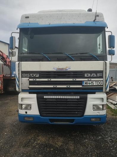 2001 DAF 95.430 MANUAL EURO 3