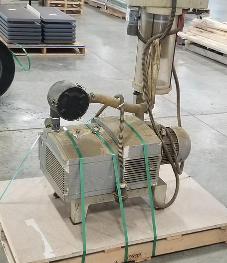 Used Becker KVT 3.140 Vacuum Pump