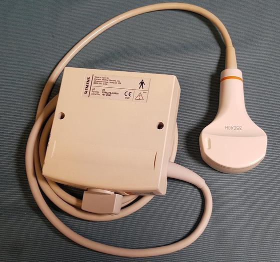 Gebraucht Siemens 3.5C40H Konvex Sonde