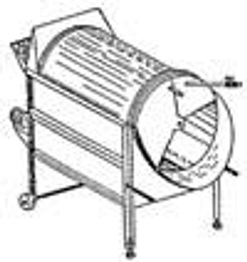 Używane Myjka bębnowa - WMJ-04