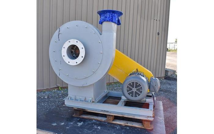 Used USED FAN, CENTRIFUGAL, CARBON STEEL, 25 HP
