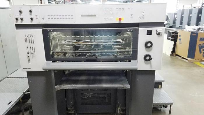2000 Heidelberg SM74-8P+L