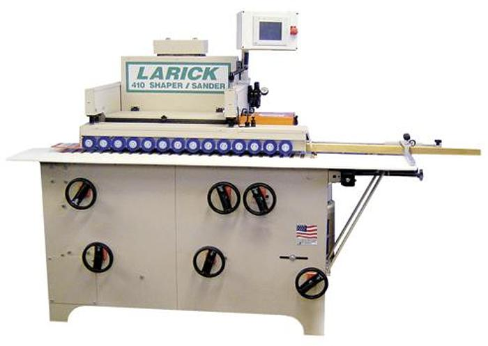 Larick Model 410 Shaper/Sander