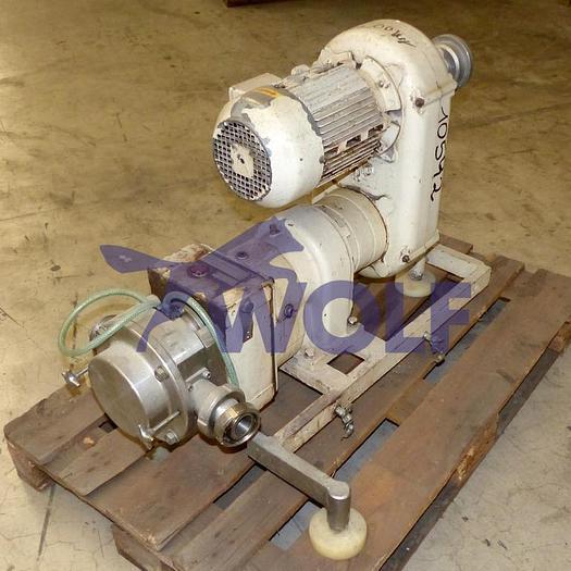 Gebraucht Kapsel-Pumpe FRISTAM FKHEV-40