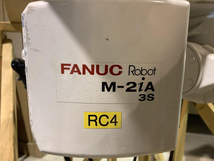 FANUC M2iA/3S HIGH SPEED DELTA/PICKING & ASSEMBLY (SPIDER)ROBOT