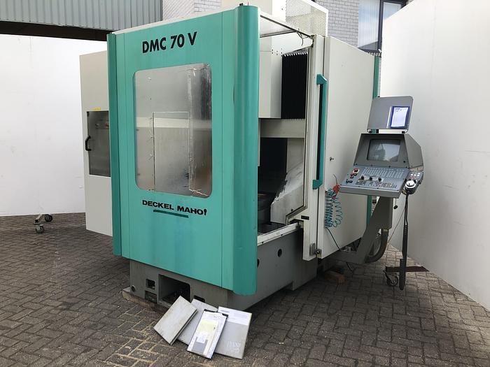 Deckel Maho DMC 70 V