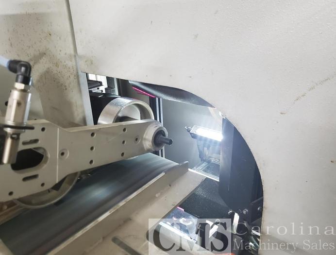 Weinig Luxscan Scanner & Dimter Optimizing Saw