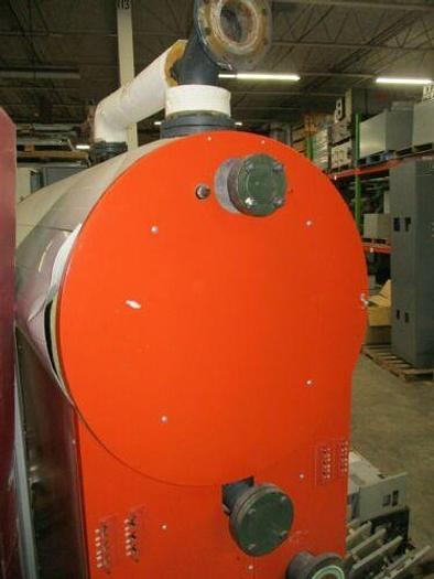 VIESSMANN GAS-FIRED CONDENSING BOILER