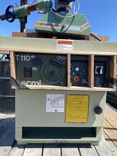 Used 1998 scmi T110A