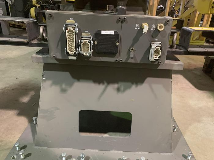 FANUC R2000iC/125L 6 AXIS CNC ROBOT WITH R30iB CONTROLLER, IR VISION, 125KG X 3,100 MM H REACH