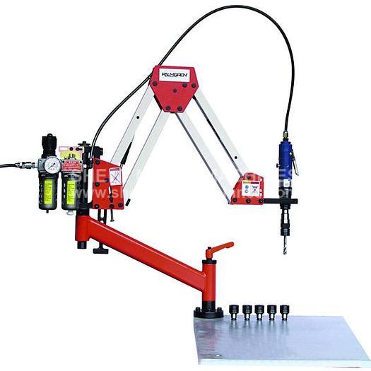 PALMGREN Production Tap Pneumatic Tapping Machine 9680411