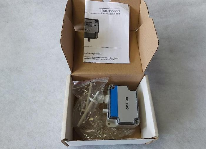 Differenzdruck Messumformer, DPT1000 Thermokon,  neu
