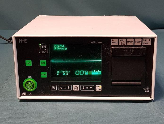 Gebraucht HME LifePulse LP15A Patientenmonitor
