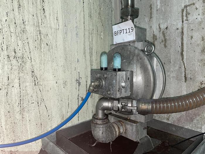 Used FLOTRONIC  F2336TT6SBSP Diaphragm Pump