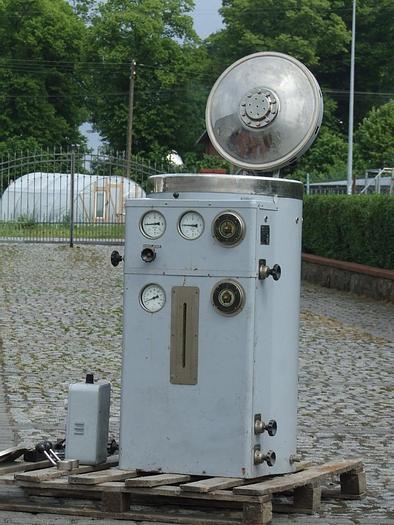 Used Autoklaw elektryczno-parowy, nieużywany