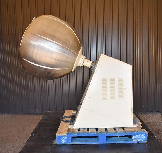 USED COATING PAN, 38'' DIAMETER X 33'' DEEP