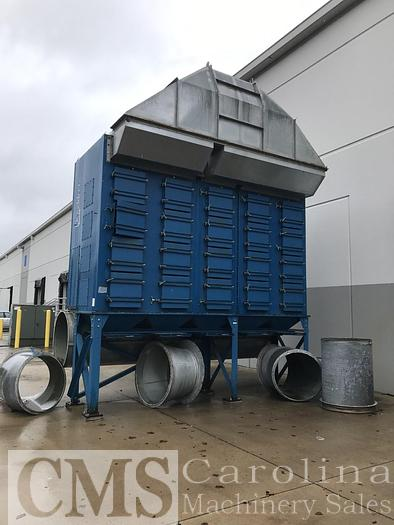 Used Belfab 25,000 CFM Dust Collector