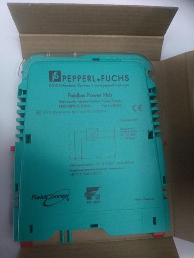 Fieldbus Power Hub HD2-FBPS-1.25.360, Pepperl und Fuchs,  neu