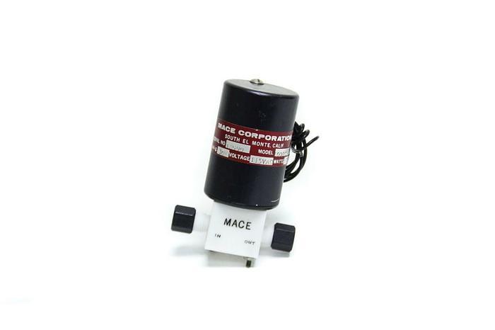Mace Teflon Valve LOD2C34 Solenoid Valve 115V 7 Watts NEW (5073)