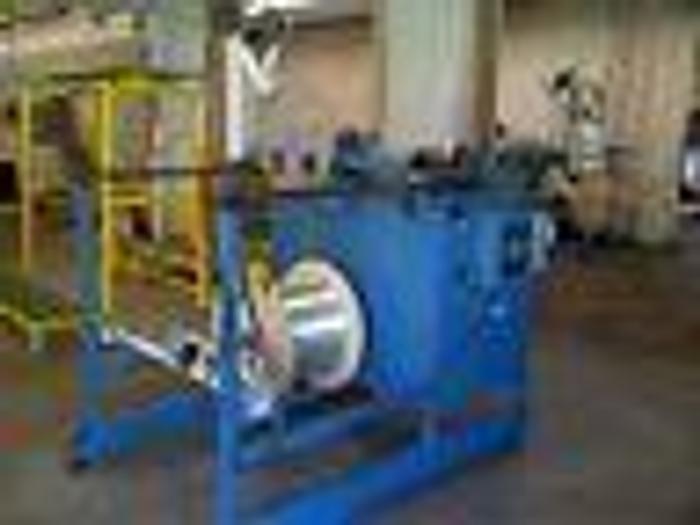 Used Automatic Winding Machine - computerized - winder - custom made