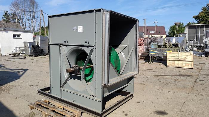 Używane Wentylator turbinowy