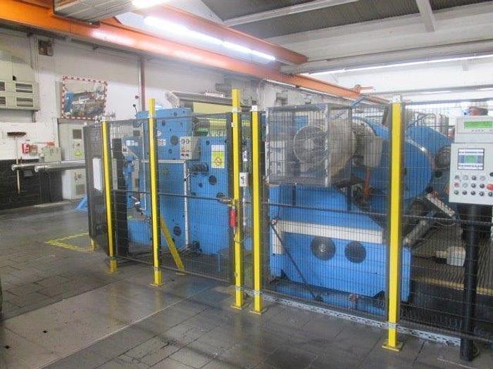 1650mm Kampf KombiSlit 712 Aluminum Foil Slitting Line: FS-127