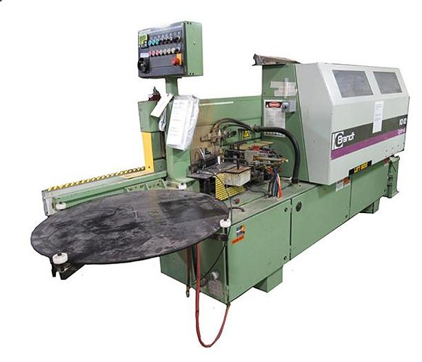 Used Brandt KD82 Optimat Edgebander
