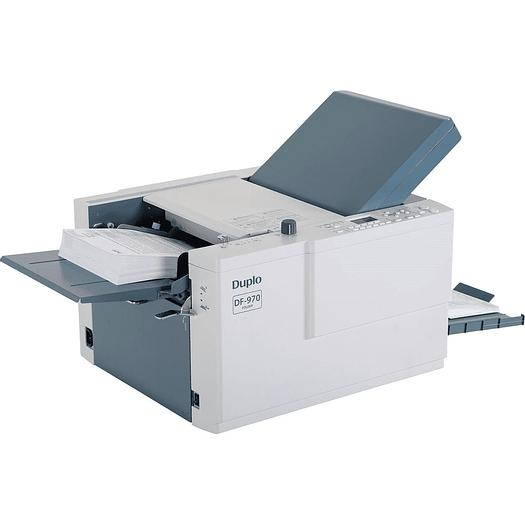 Duplo DF-970 A3 Tabletop Folding Machine