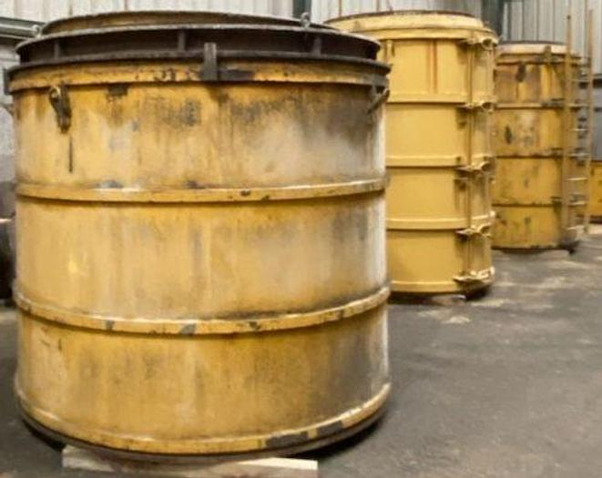 Used Besser/Quinn Wet Cast Pipe Forms