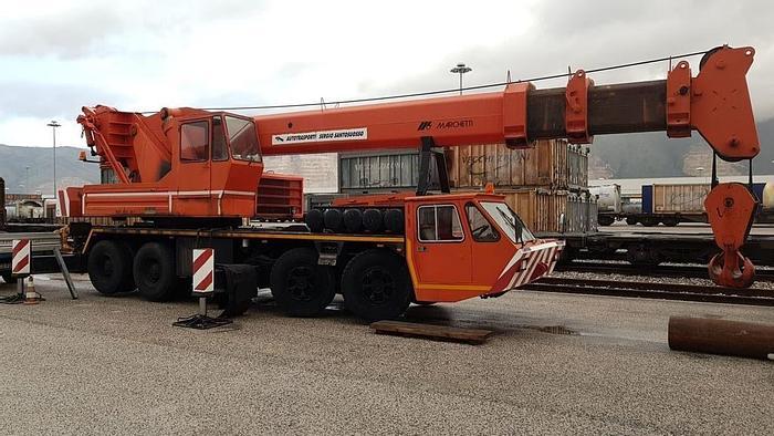 Usato Autogru Marchetti  - crane truck Marchetti  Marchetti