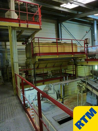Used Cornflake Production Line