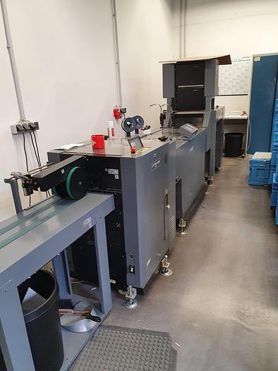 Gebraucht 2010 Duplo Duplo DSF 5000 Pro Highspeed Broschürenproduktion