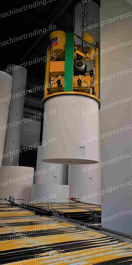 Gebraucht (PMA-248) - Roll storage Wöhr