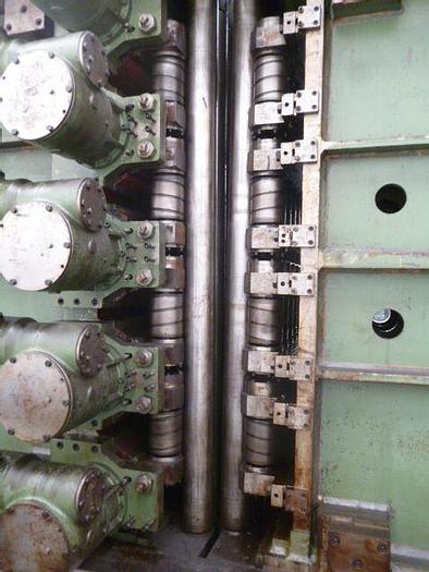 Used 2080mm x 13mm FIMI Cut-to-Length Line: CTL-147