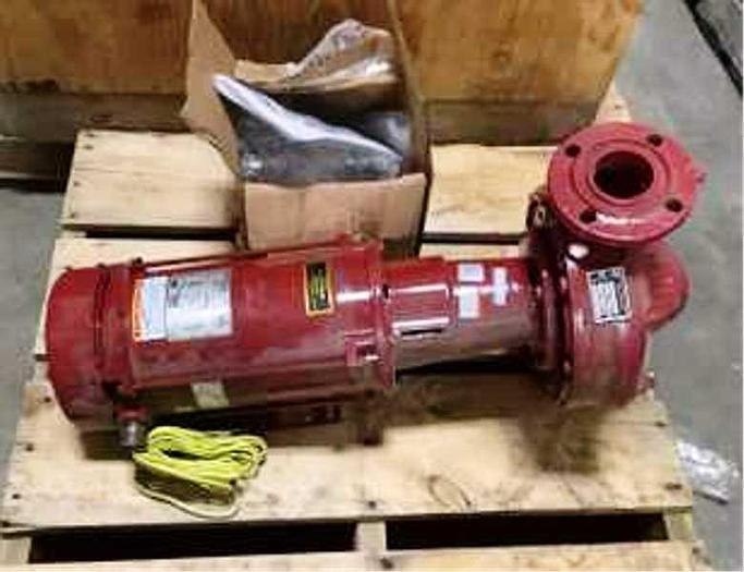 Deppman Explosion Poof Pump With WEG Motor Model #00218XT3E56HC