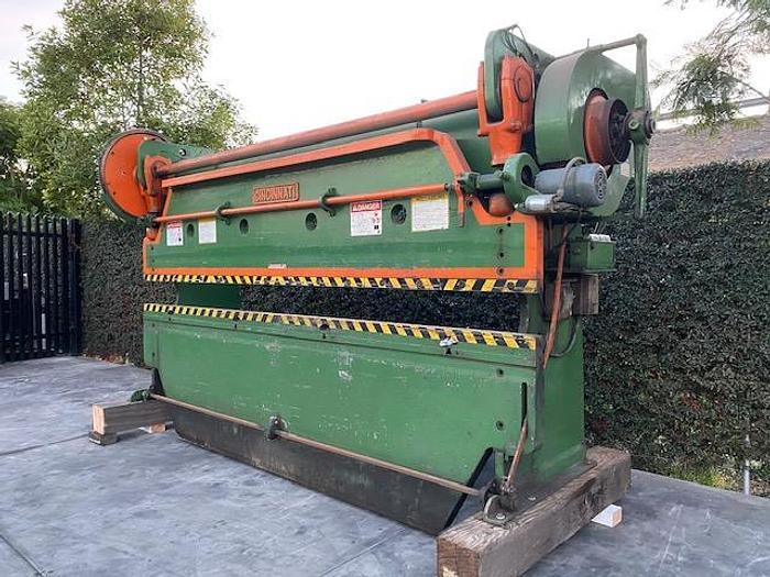 Used Cincinnati 5 Series Mechanical Press Brake 14' Bed x 135 Ton #5767