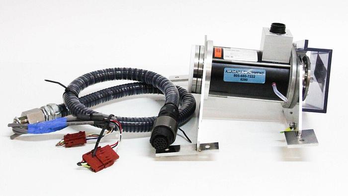 Used Pacific Scientific Brushless Servo Motor BLF2924-10-0-S-029 Semitool SST (6280)