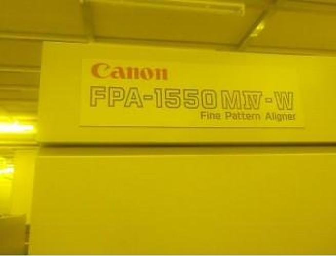 1995 Canon fpa-1550m4w
