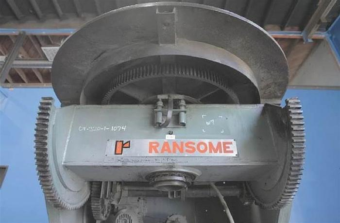 Used 1973 Ransome 100P Welding Positioner