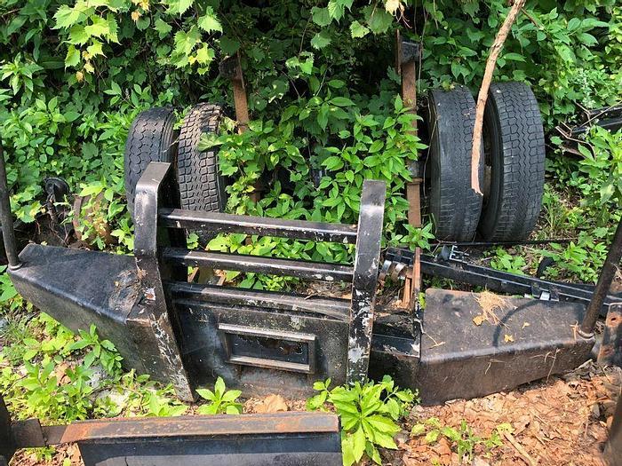 Used 2006 Mack Granite Bumper