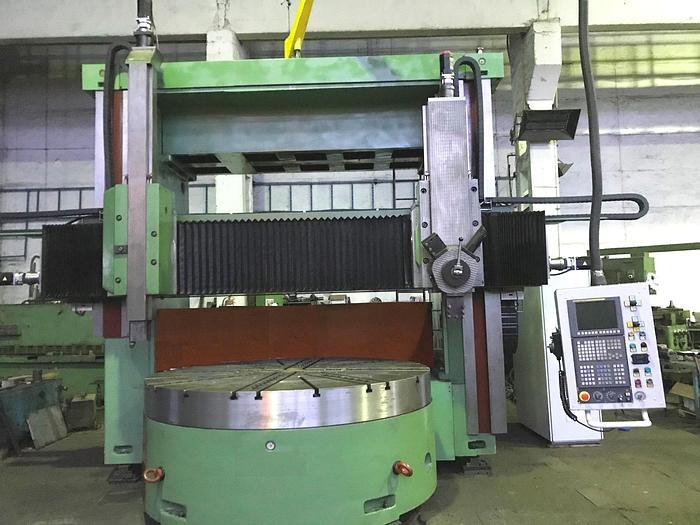 DOUBLE COLUMN - CNC - VERTICAL TURNING LATHE SC25/ 33 CNC