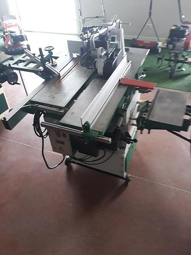 Usata COMBINED MACHINE DAMATO 5 WORKS