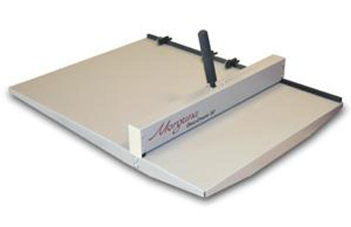 Morgana Docu-Crease 35 + 52 Manual Document Creaser