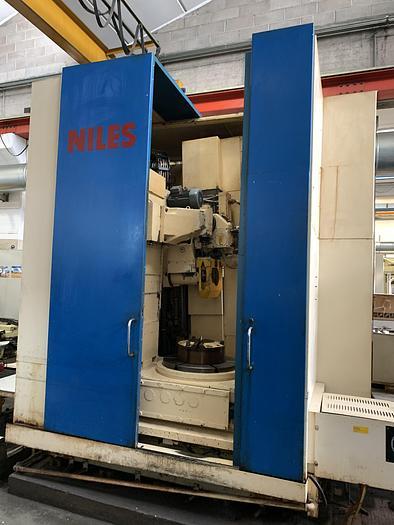 Installata Rettifica per Ingranaggi Cnc NILES ZSTZ 10L/CNC